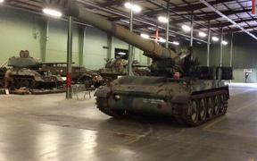 Tank Museum Vehicle Run Day