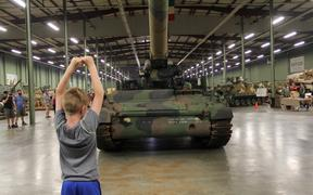 AAF Tank Museum Vehicle Run Day
