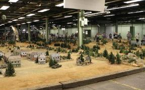 Radio Control Tank Battles - EVENT CANCELLED DUE TO WEATHER